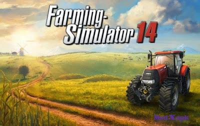 Farming Simulator 14 v1.2.8 Mod APK (Unlimited Money)