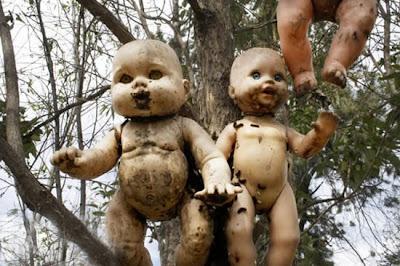 """Cuento de Terror 12: """"Las Primeras Palabras del Bebé"""""""