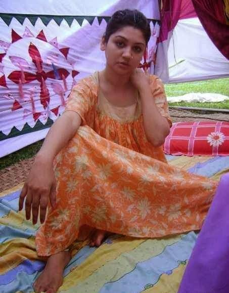 Joya acting as Prostitute in Bangla Natok