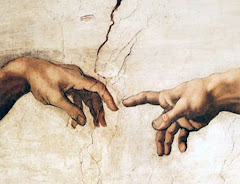 CLASPING OF HANDS - click on picture to read the vicar's latest blog