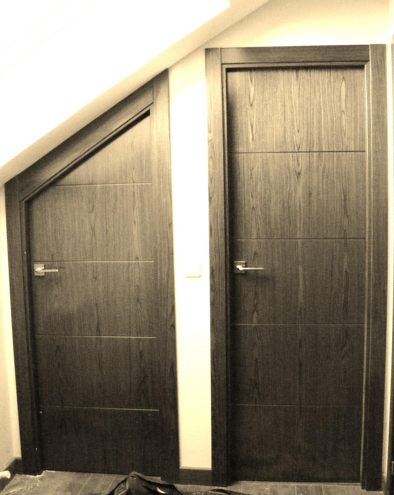 Armarios vestidores puertas y tarimas detalles - Armarios para buhardillas ...