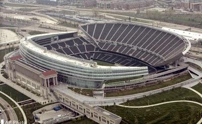 Chicago Bears Luxury Suites, Soldier Field
