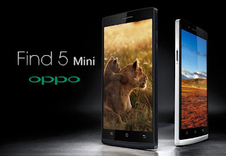 Harga Oppo Find 5 Mini, Pesona Kamera Utama 8 MP