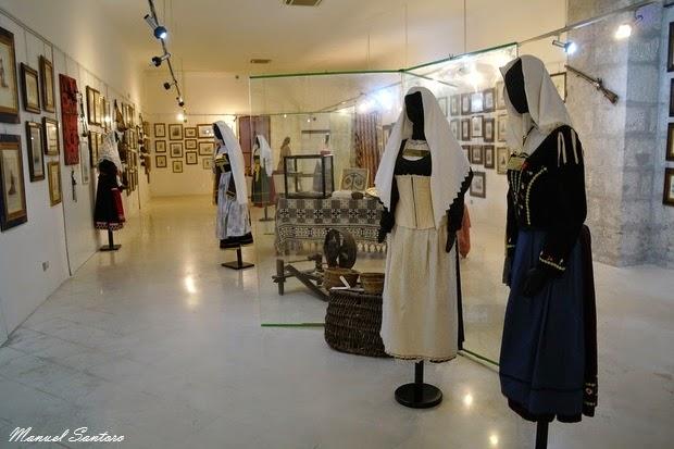 Sulmona, Museo del costume popolare Abruzzese-Molisano e della transumanza