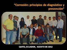 QUITO, ECUADOR, 2012