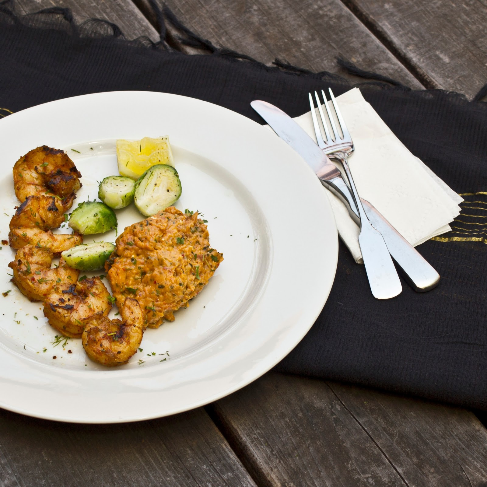 Turkish Grilled Shrimp | A Cook\'s Memoir - My Kitchen Story with a ...