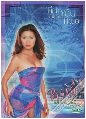 PBN Karaoke 24: Tình Yêu Muôn Thủa (DVD9)