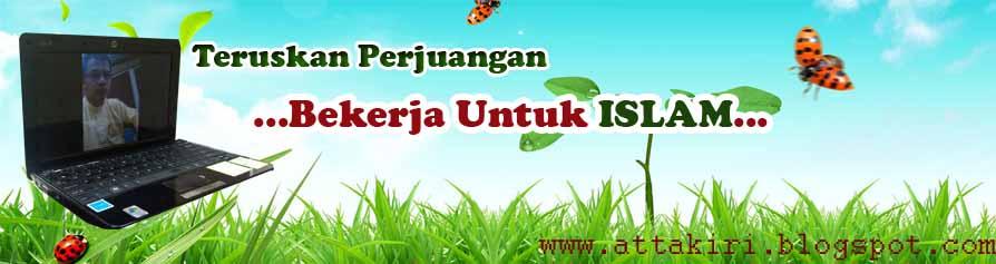 Bekerja Untuk ISLAM