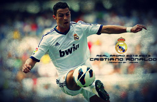 Ronaldo Real Madrid 2013
