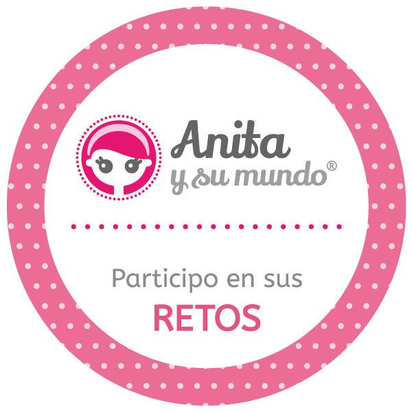 Anita y su mundo Retos