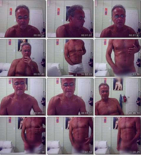 mais famosos sao flagrados em momentos bastante intimos pela webcam