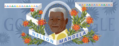 Kỷ Niệm 96 Năm Ngày Sinh Của Nelson Mandela
