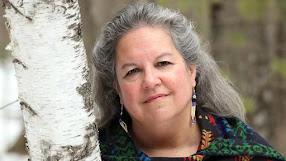 Author, Robin Wall Kimmerer