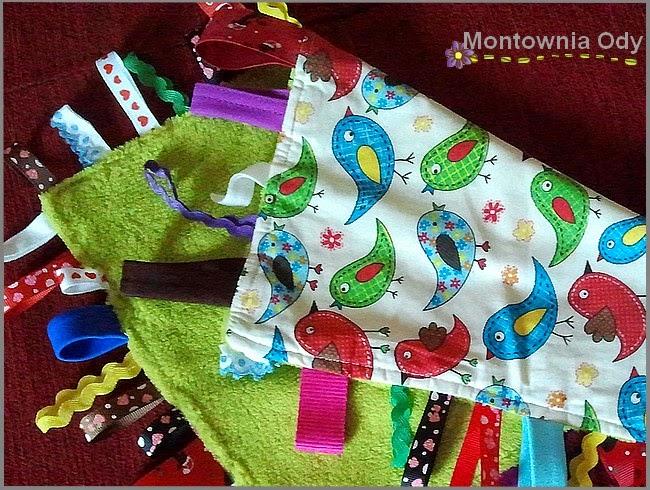 Mięciutkie i milutkie – zabawki dla maluszka