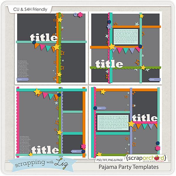 http://scraporchard.com/market/Pajama-Party-Digital-Scrapbook-Templates.html