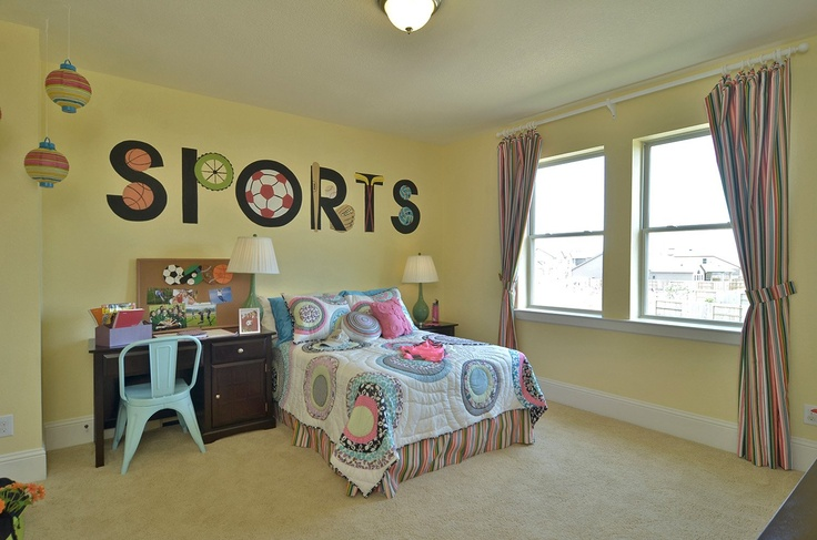 Kids sports themed bedroom ideas 5 small interior ideas for Childrens themed bedroom ideas