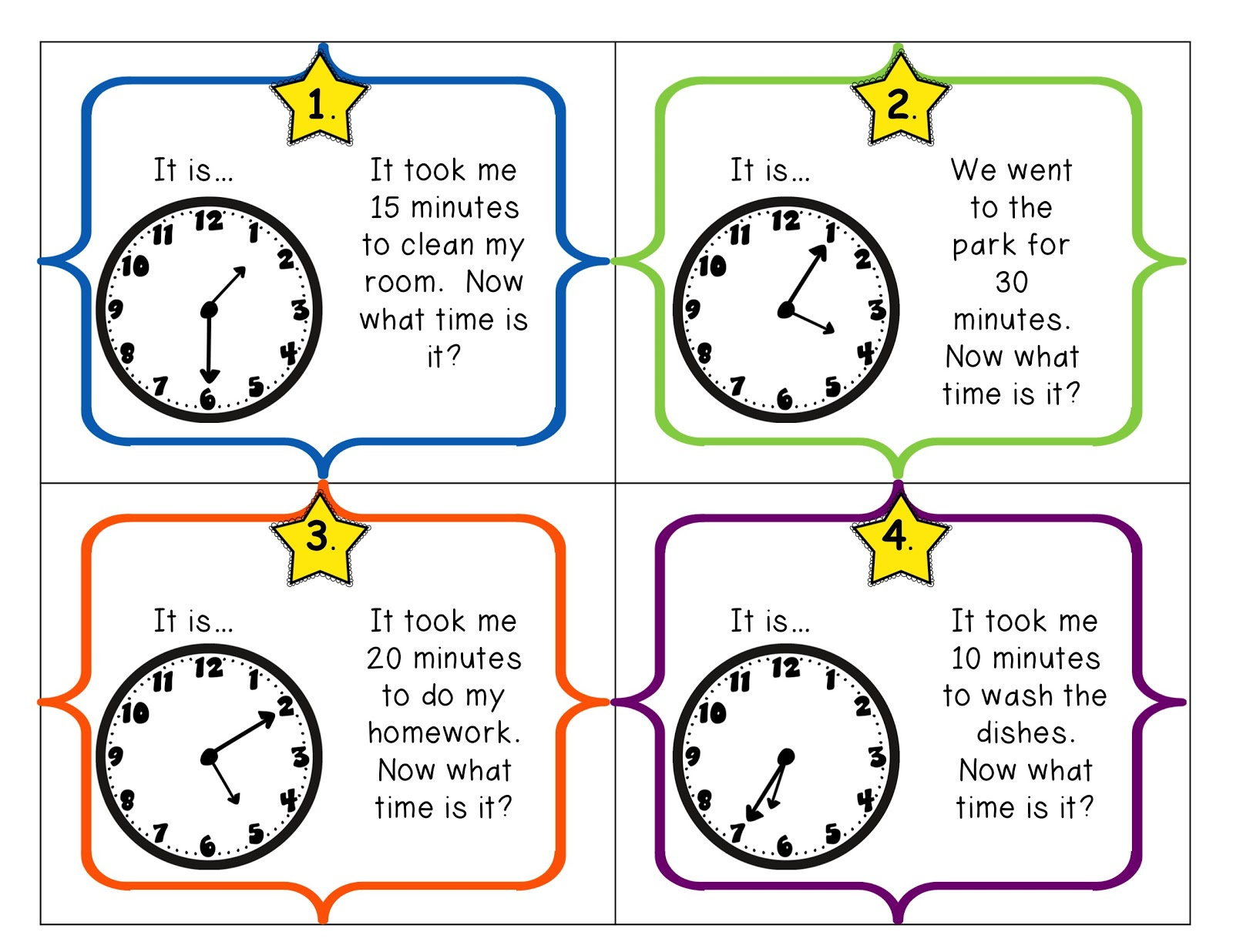 Worksheet Telling Time copy of telling time lessons tes teach smiles from second grade april 2013