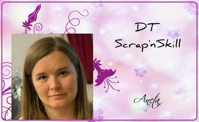 Inspirowałam jako członek DT Scrap'n'Skill