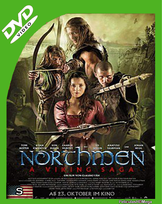 Northmen A Viking Saga (2014) DVDRip Subtitulado