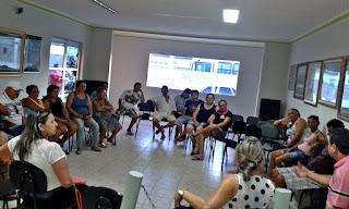 Gratificações e PCCR foram assuntos abordados pelo Sinpuc em reunião na Cidade de Baraúna