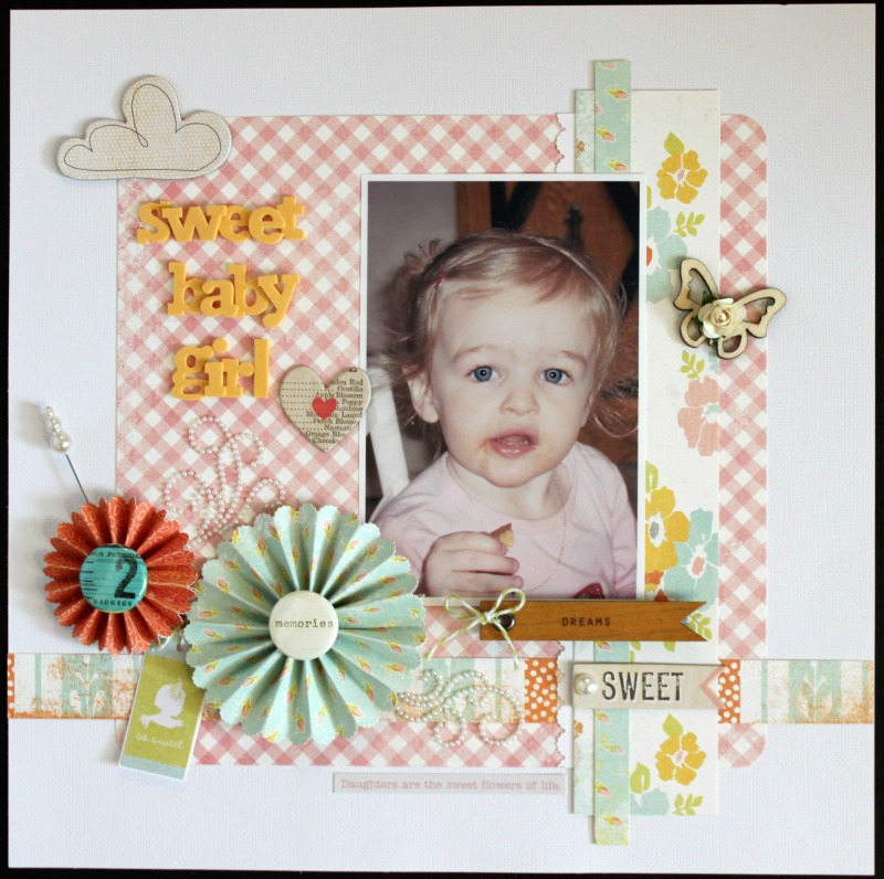 Let's Capture Our Memories: Sweet baby girl Photo