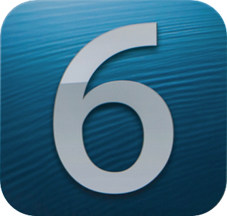 HD iOS 6 icon