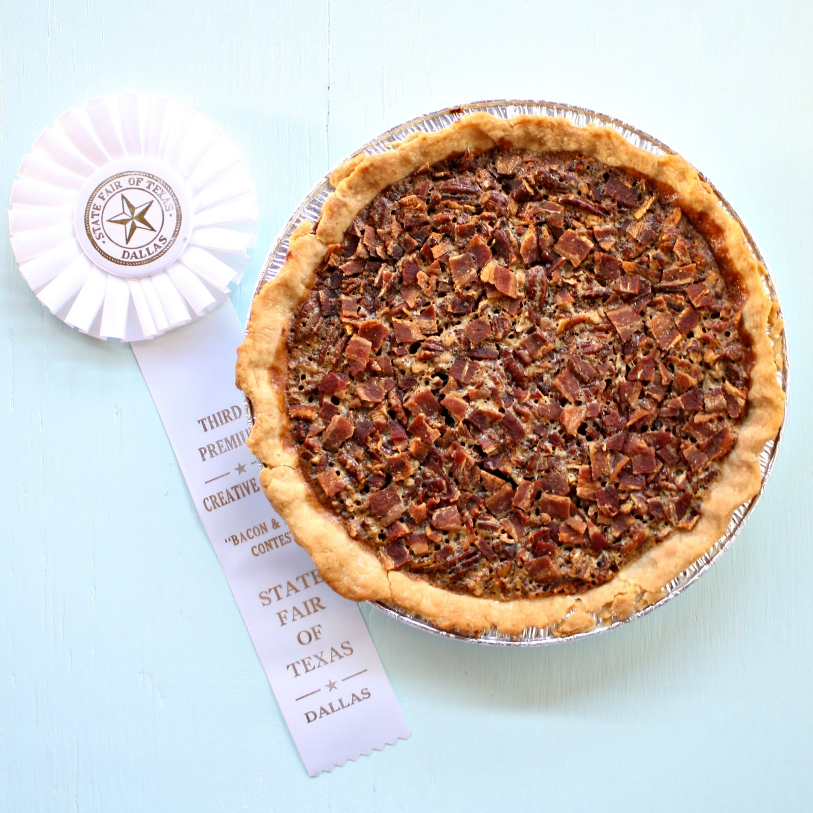 Adventures Made from Scratch: Award-Winning Bacon Pecan Pie