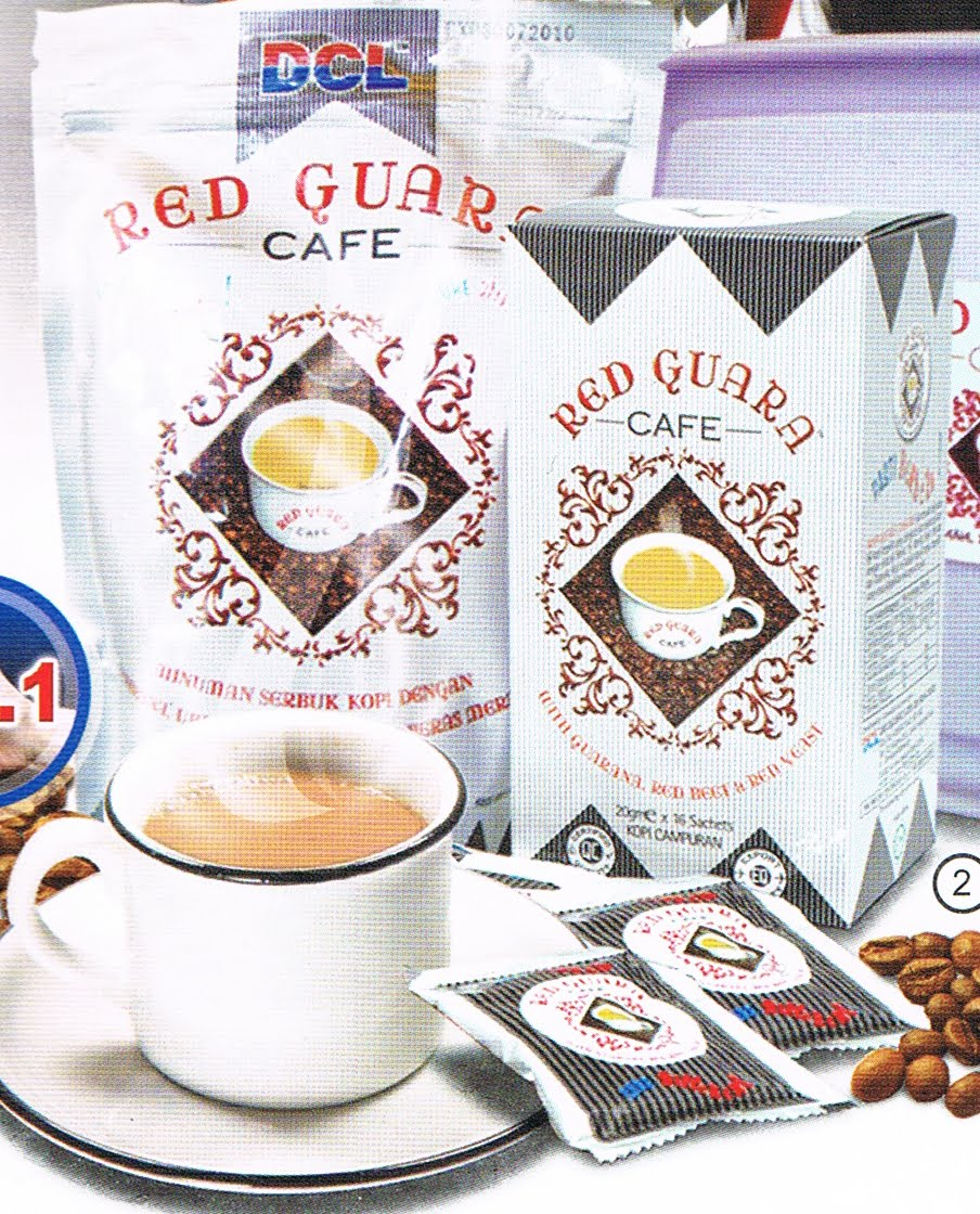 Kopi Red Guara Cafe