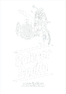 Locandina Sidecar Smilla