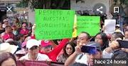Levantan paro trabajadores del congreso de Guerrero; aceptan 8 por ciento de aumento