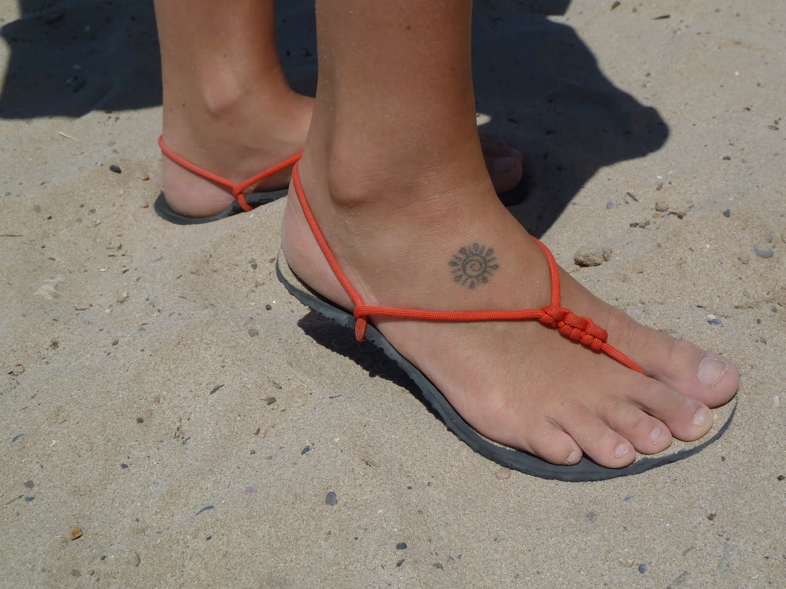 Sandales minimalistes femme