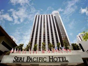 Hotel Bintang 5 Kuala Lumpur - Seri Pacific Hotel Kuala Lumpur