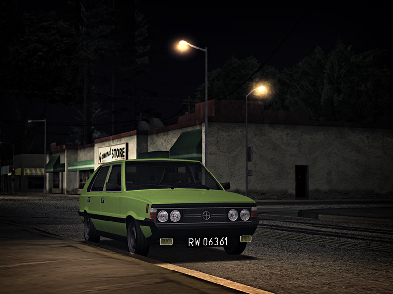 Mlody garage polonez 1500 for Garage bms auto