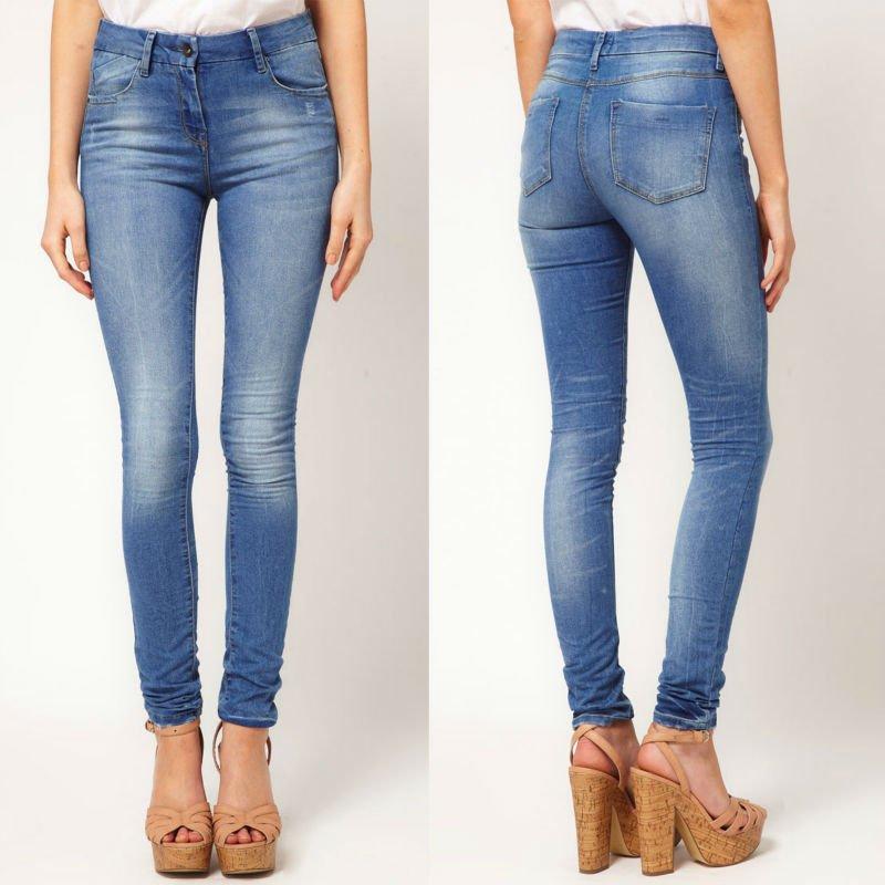 Girls hollister jeans