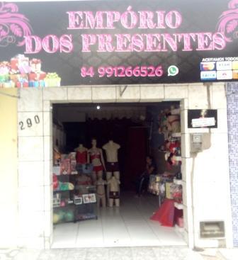 EMPÓRIO DOS PRESENTES