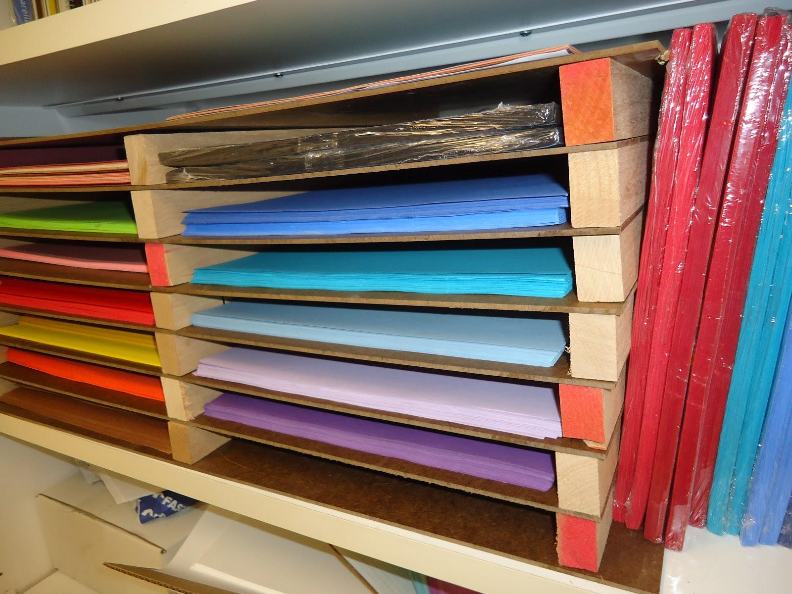 Mini Matisse Organizing Loose Paper Mini Matisse