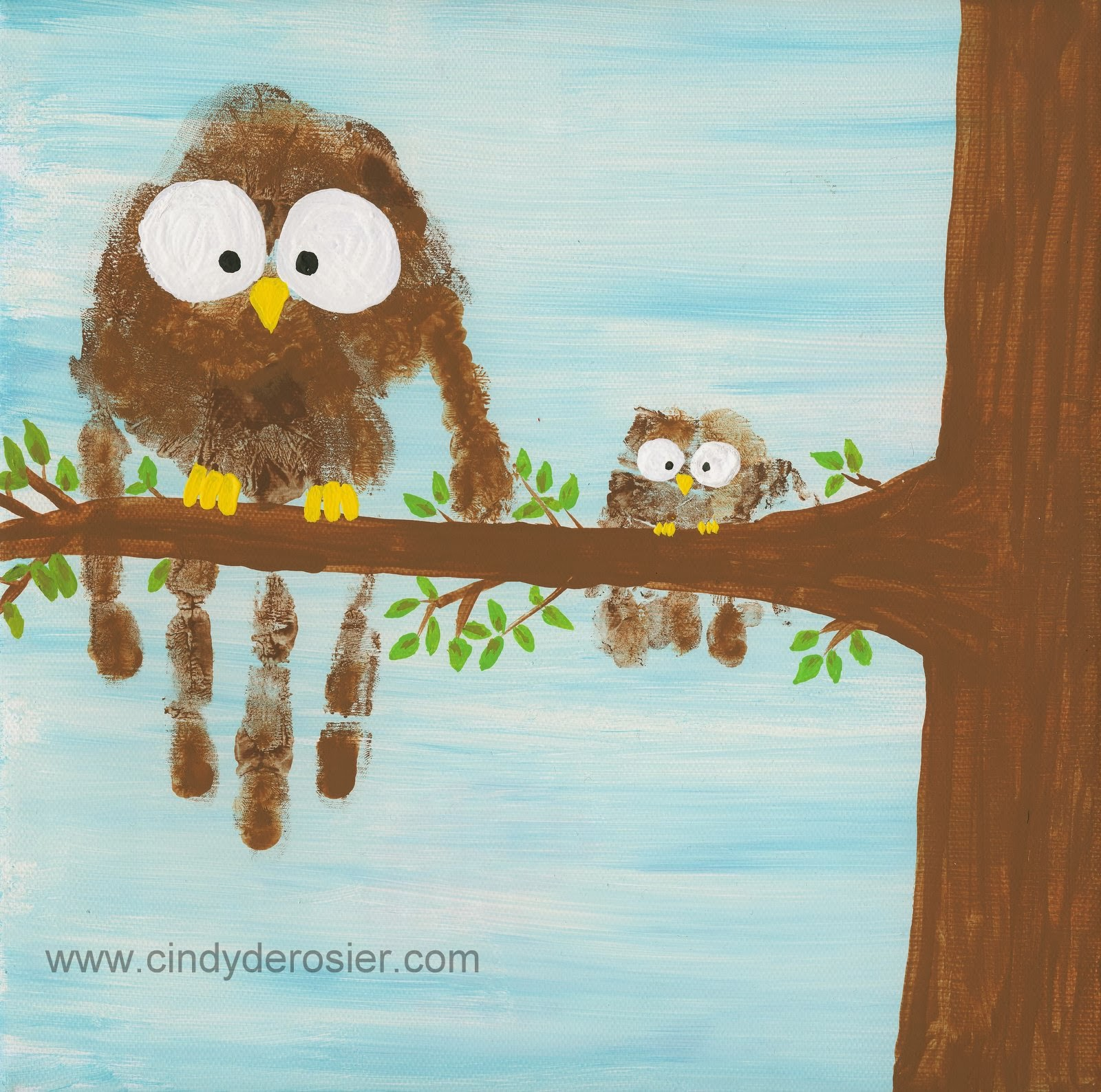 Cindy derosier my creative life virtual blog tour for Making prints of paintings