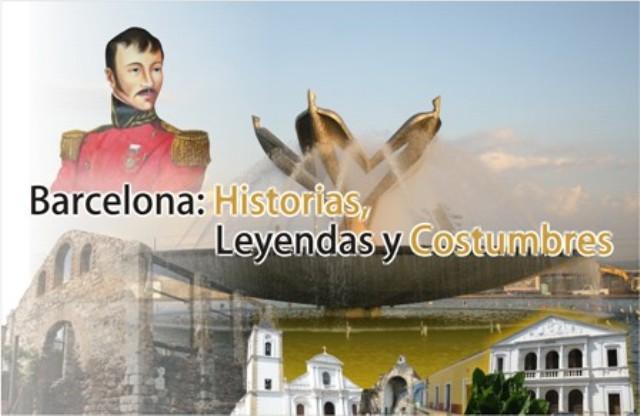 Barcelona: Historias, leyendas y costumbres