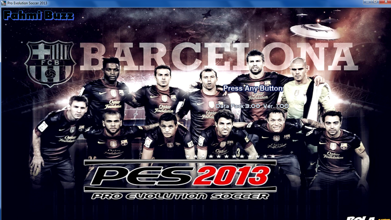 Download Download Start Screen PES 2013 Barcelona,Bayern Munchen dan ...