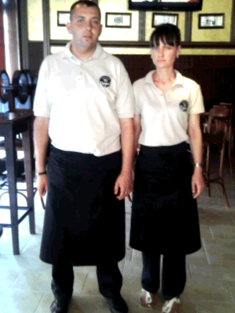 Odela za konobare