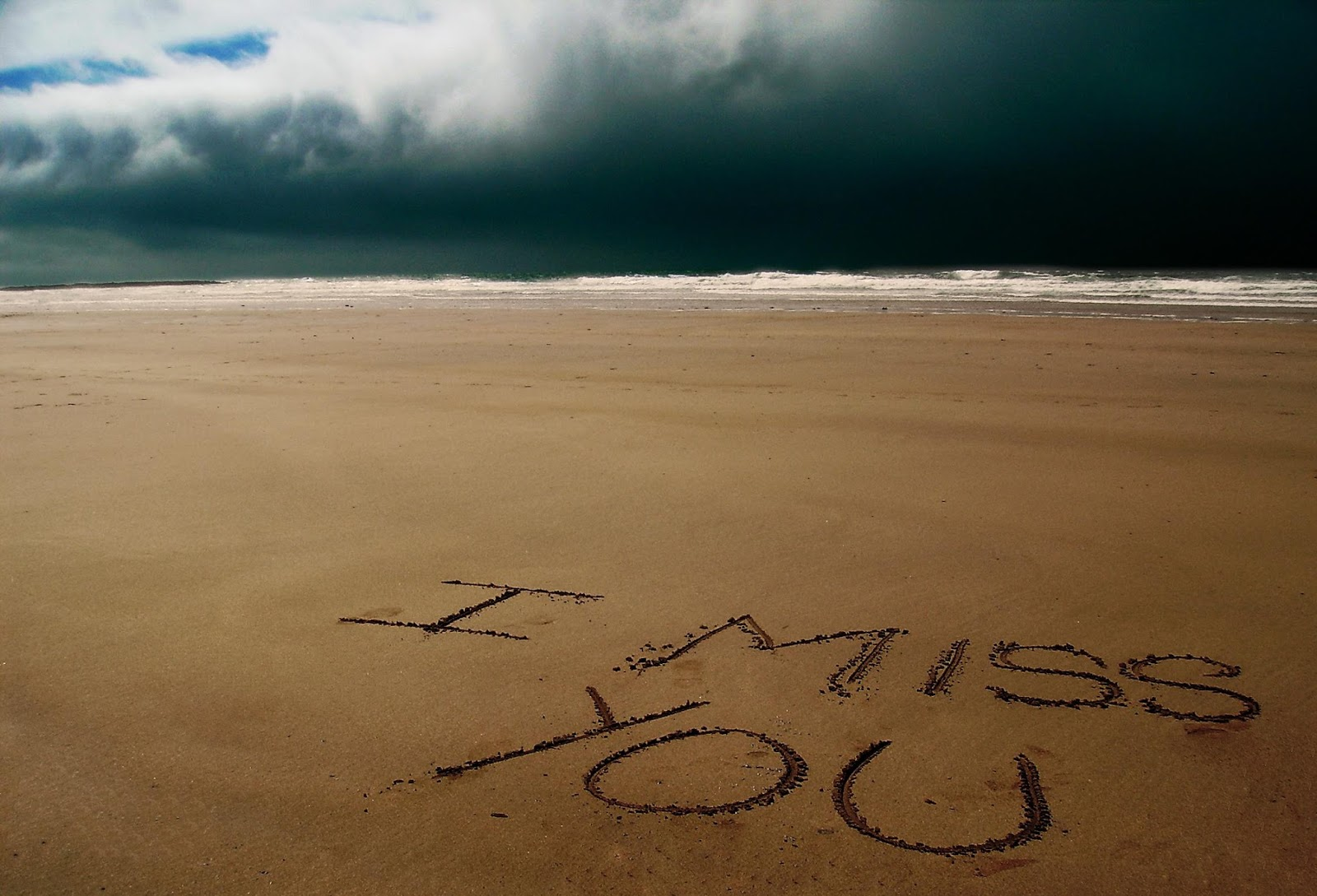 I Miss You Wide HD Wallpapers