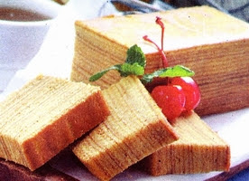 Resep Masakan Kue Lapis Legit