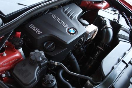 2013 BMW X1 xDrive28i Engine