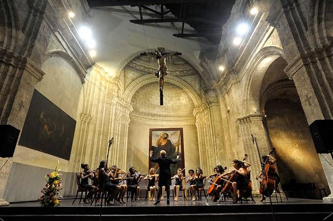 la Basílica Menor del Convento ha sido convertida en una afamada sala de conciertos gracias a su excelente acústica; y tanto la iglesia como el convento alberga el Museo de Arte Religioso