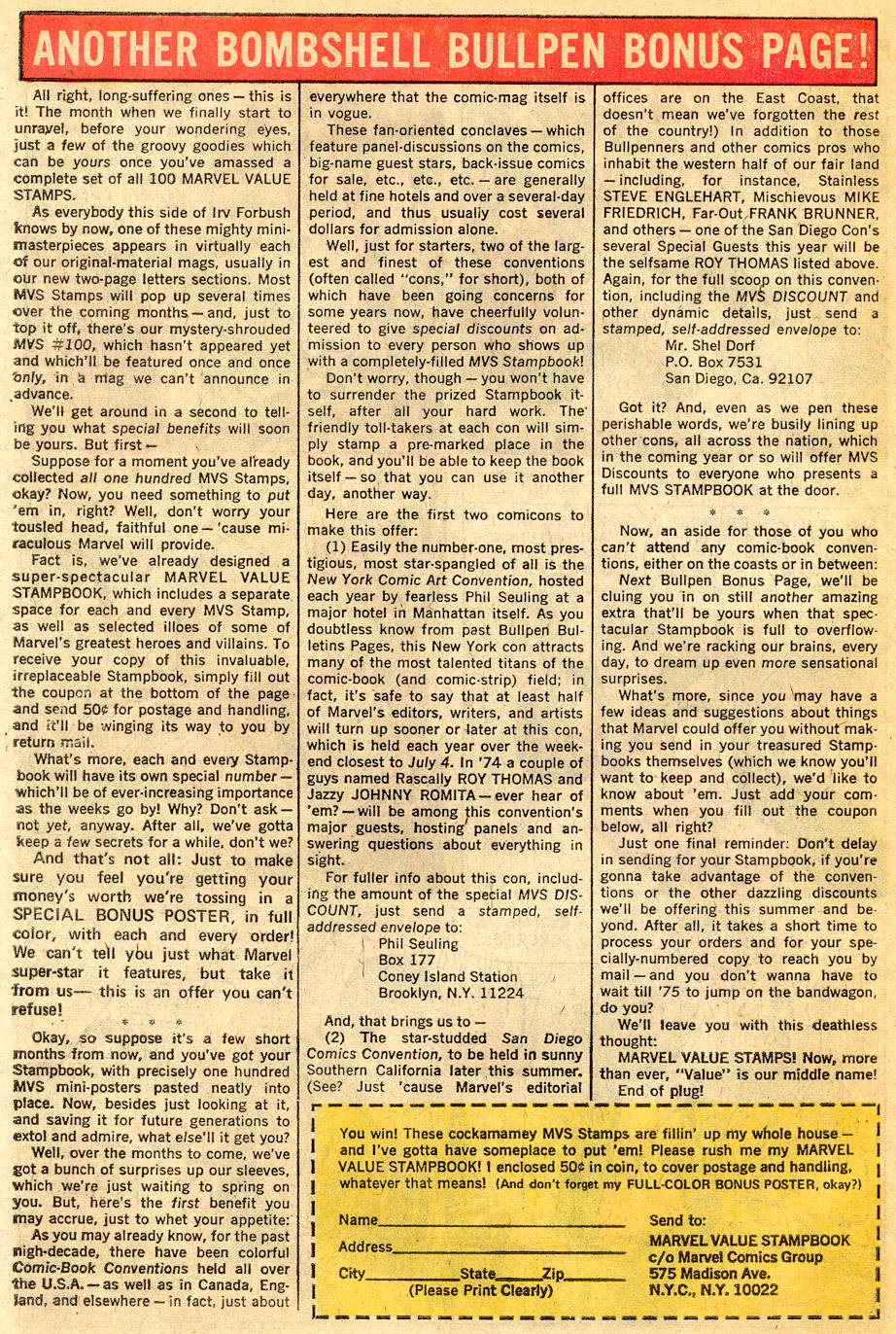 Conan the Barbarian (1970) Issue #40 #52 - English 22