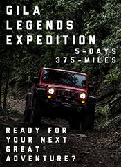 AUGUST 2018 - GILA LEGENDS EXPEDITIONS