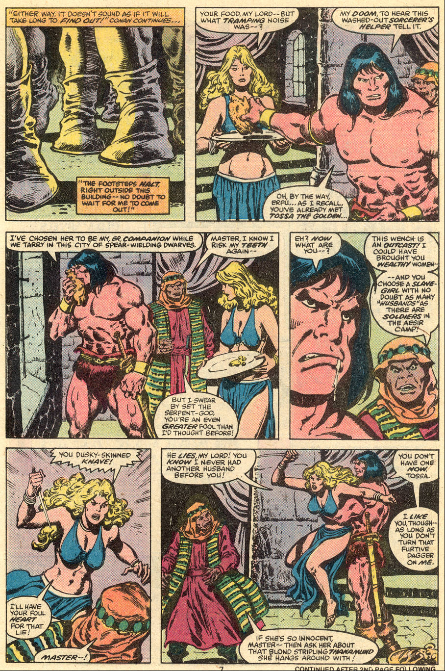 Conan the Barbarian (1970) Issue #111 #123 - English 6