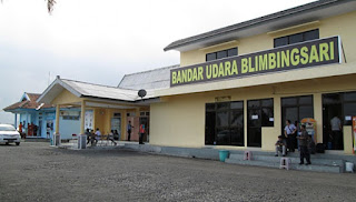 Bandara Blimbingsari Banyuwangi