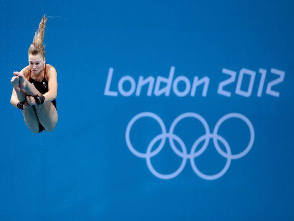 Gostosas das Olimpíadas London 2012