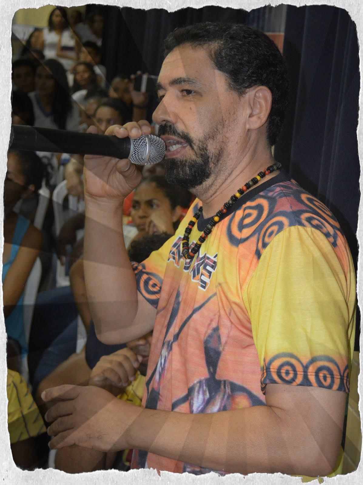 MINHA PARTICIPAÇÃO NO AFOXÉ FILHOS DE N'ZAMBI